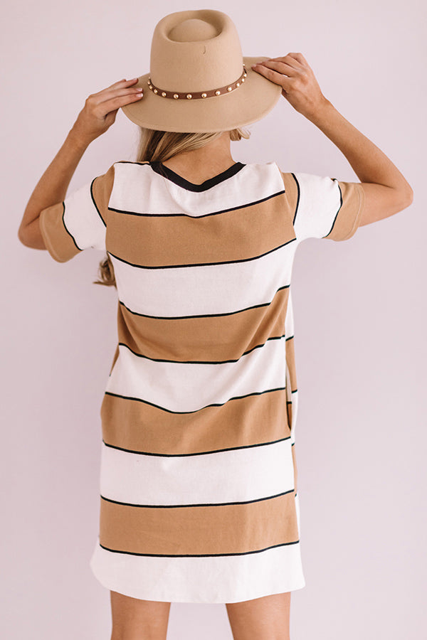 Soho Twilight Stripe Dress