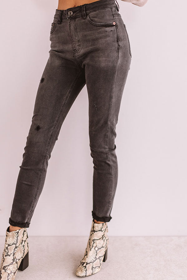 The Posey High Waist Skinny