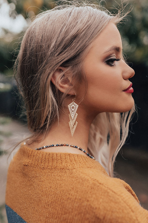 The City Life Earrings