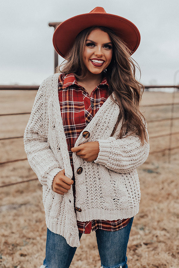 Forevermore Knit Cardigan