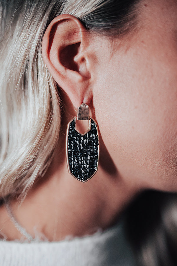 Tipping Point Earrings