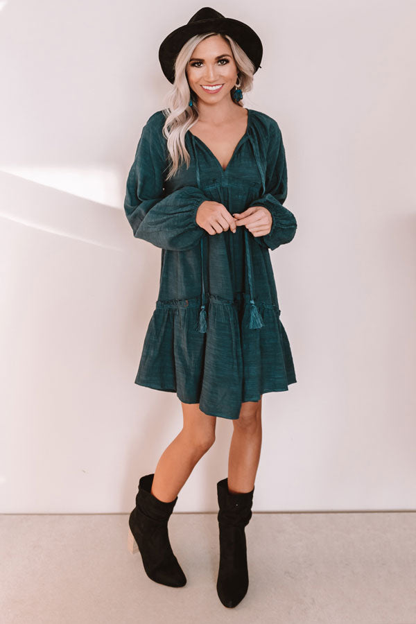Meant To Be Together Babydoll Dress