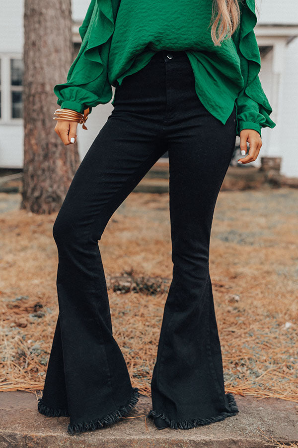 The Amford High Waist Flare