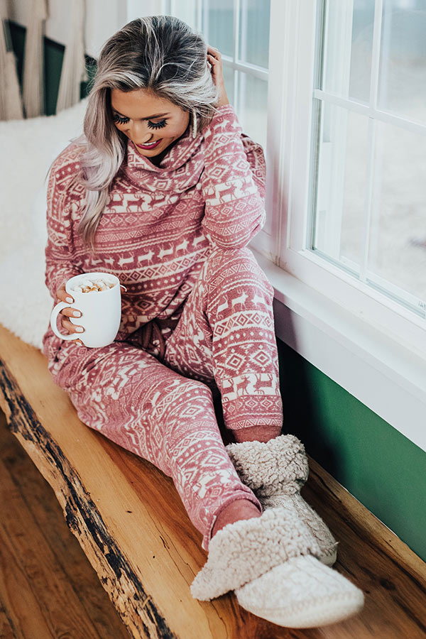 Cider And Snuggles Sweater