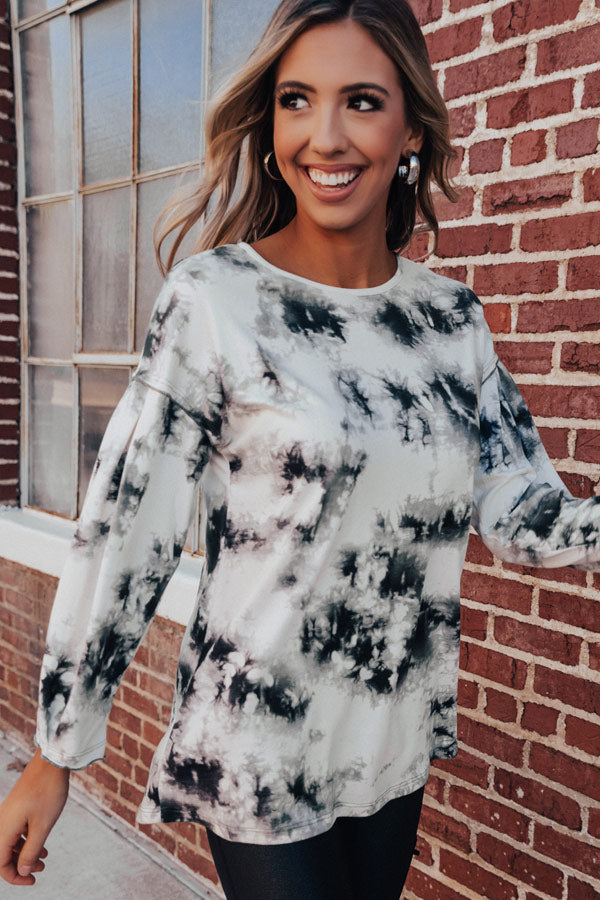 Circle Of Friendship Tie Dye Sweatshirt