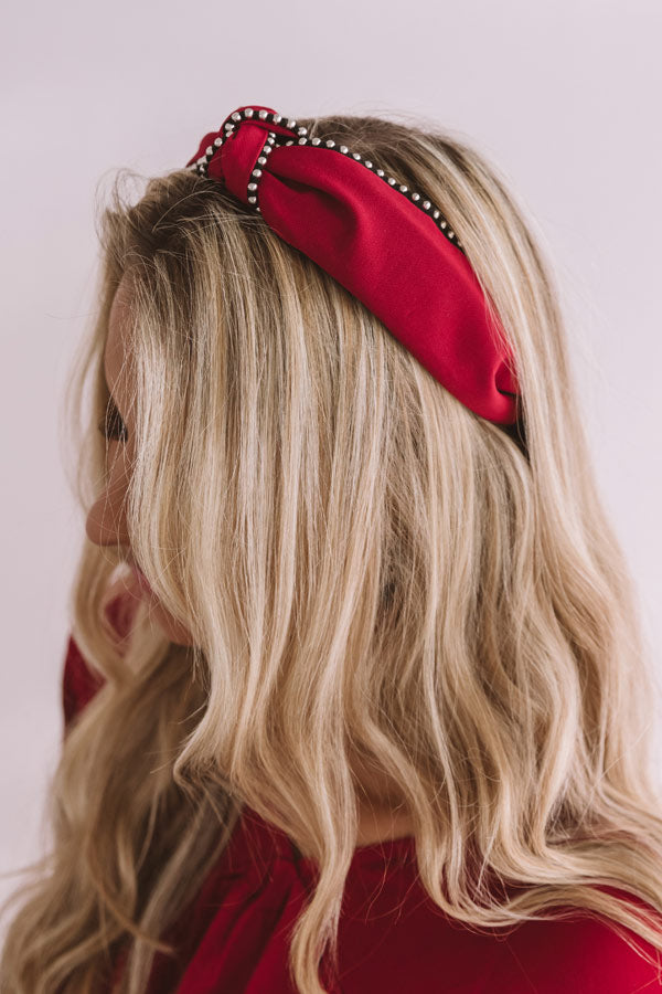On The Rise Studded Headband
