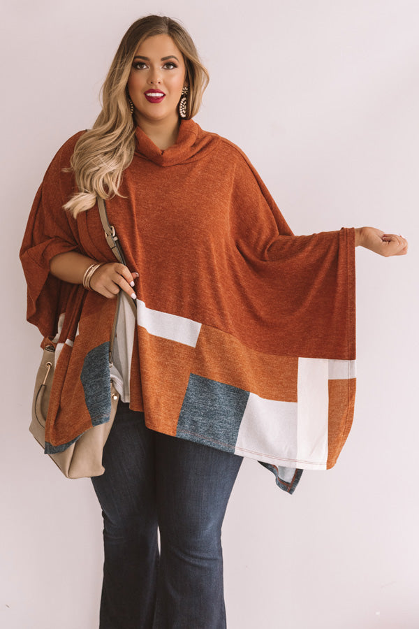 Brooklyn Bridge Poncho