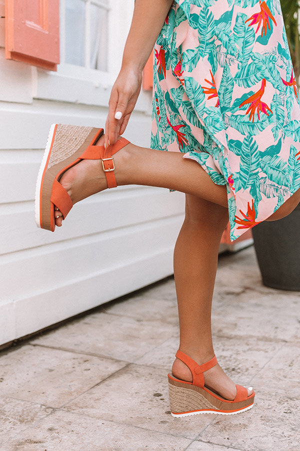 The Allen Wedge In Coral