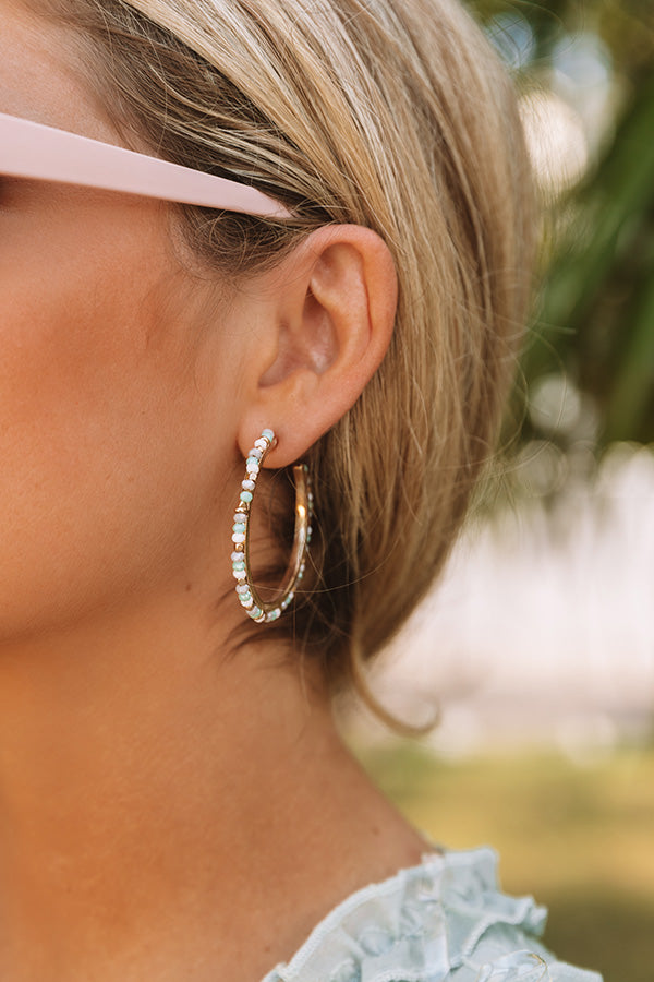 Harbour Island Happiness Earrings
