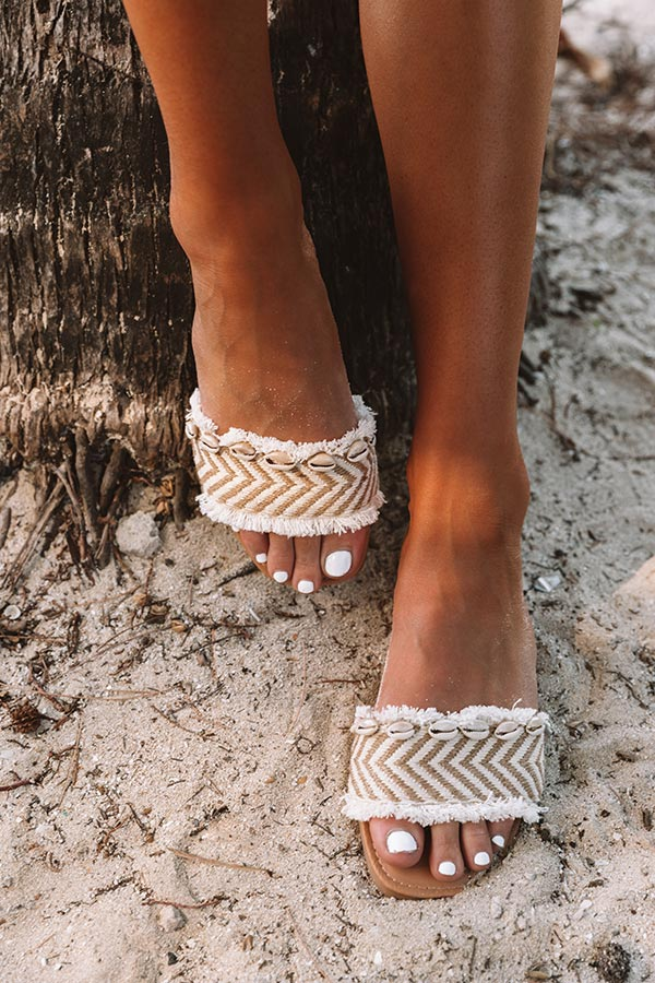 The Amalfi Bound Sandal