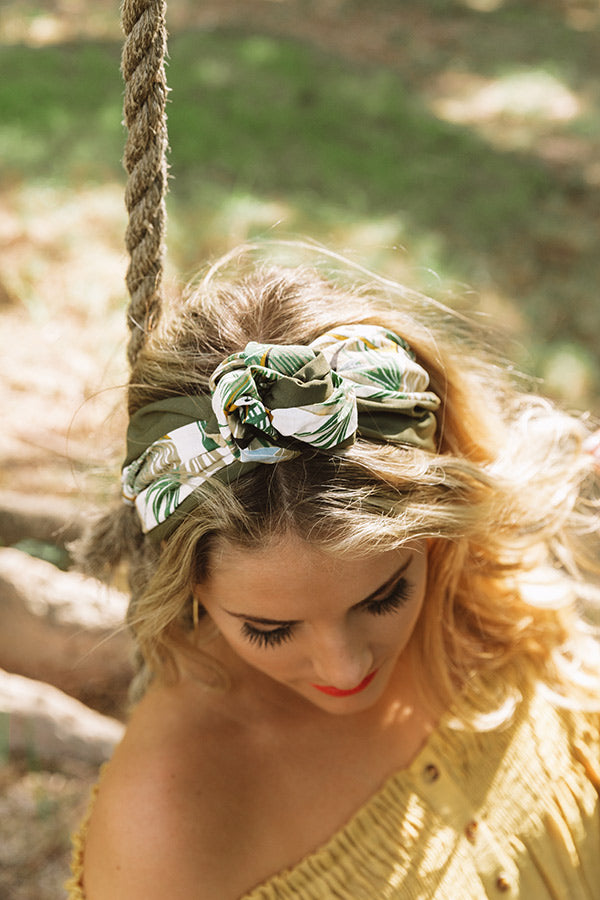 Summer Lover Multi Use Headband