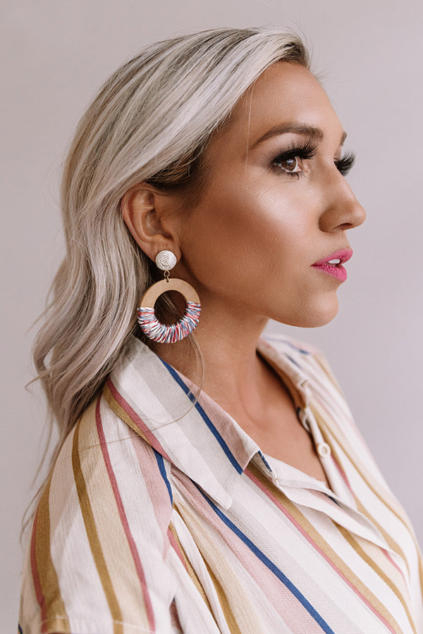 Cabana Bliss Earrings