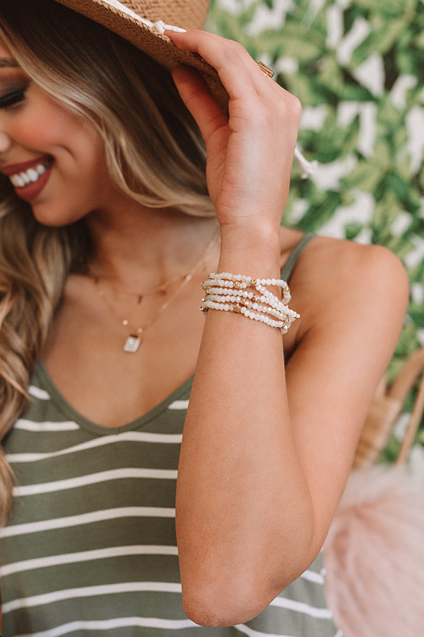 Sweet Nothings Bracelet Set