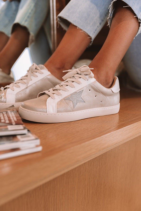 The Ansley Sneaker
