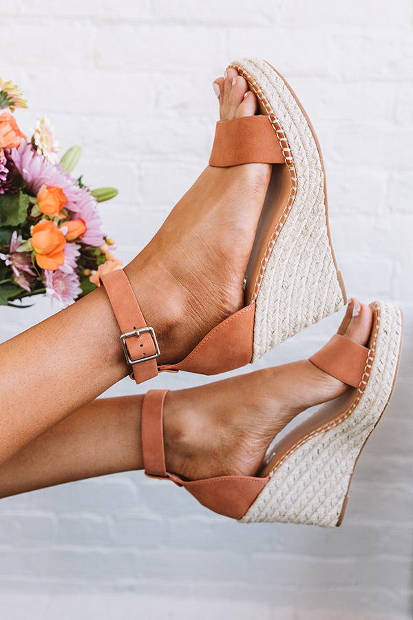 The Alba Wedge In Rust