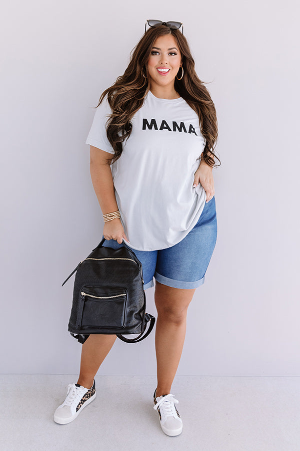 Little Mama Shift Tee