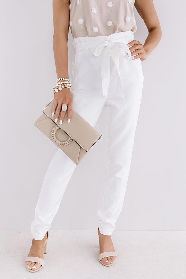 The Tulia High Waist Trousers