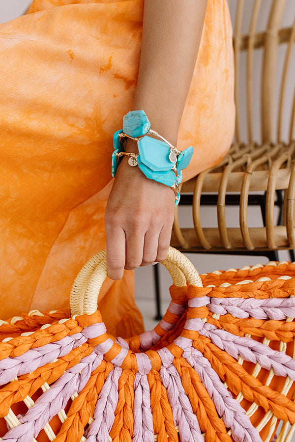 The Gina Bangle Bracelet