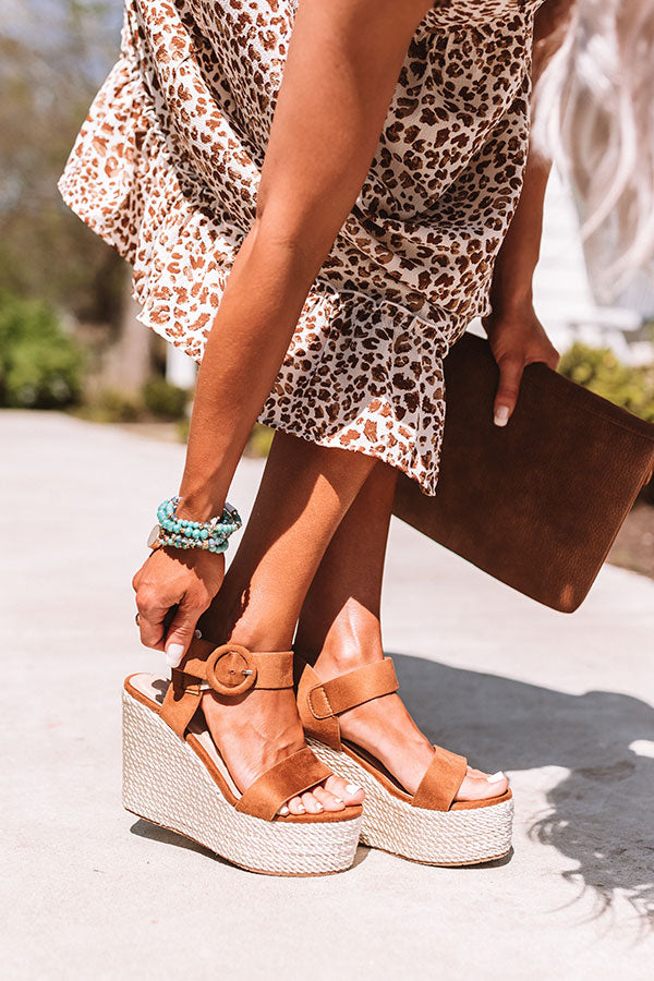 The Bowen Wedge In Brown