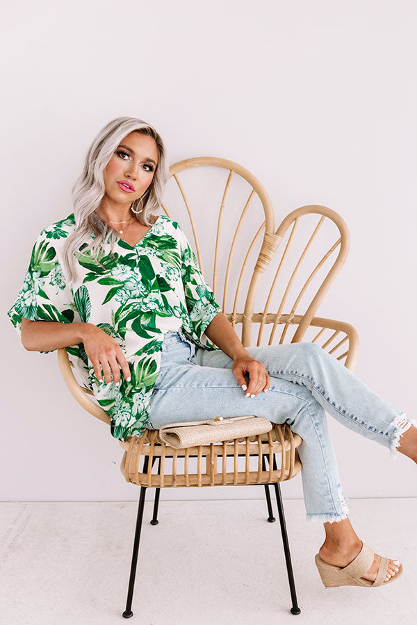 Tropical Situation Shift Top