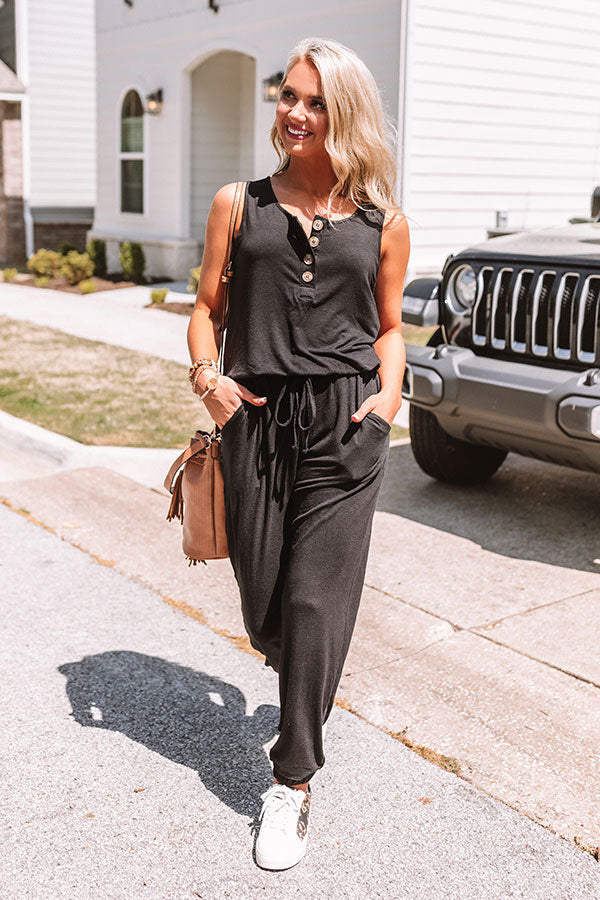 Chic By Nature Jumpsuit