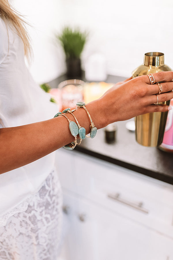 The Ginna Bangle Bracelet