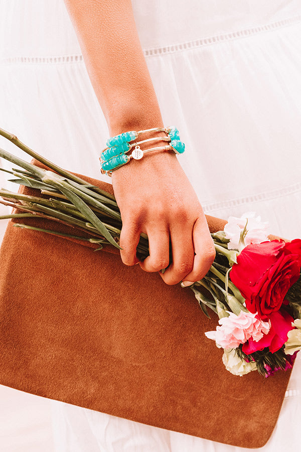The Allie Bangle Bracelet