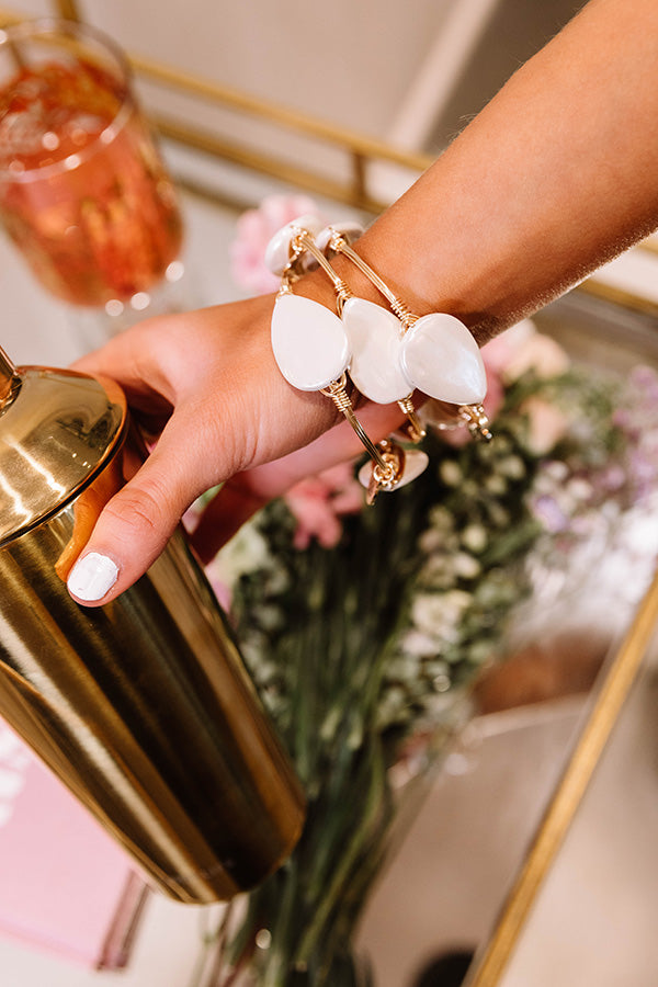 The Annabeth Bangle Bracelet