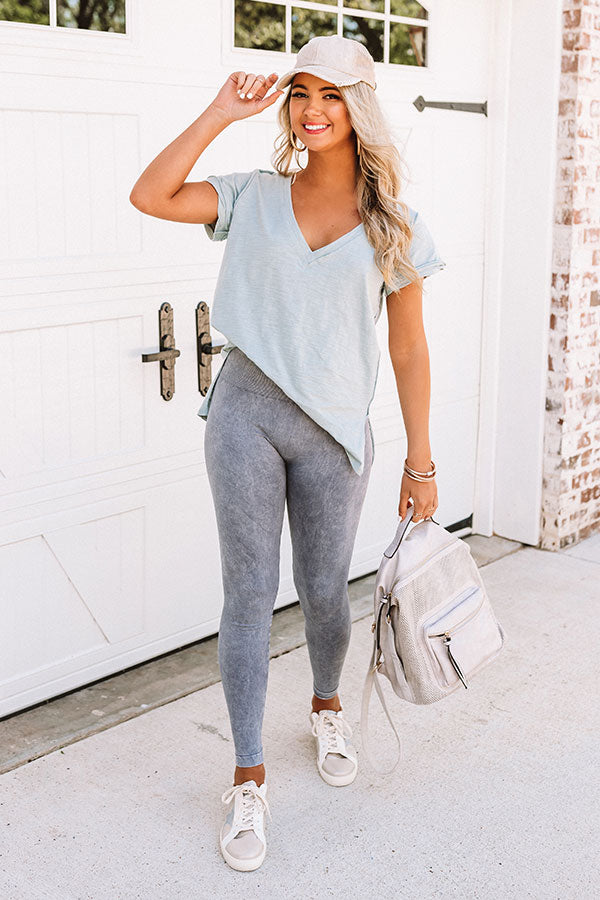 Ready To Relax High Waist Legging