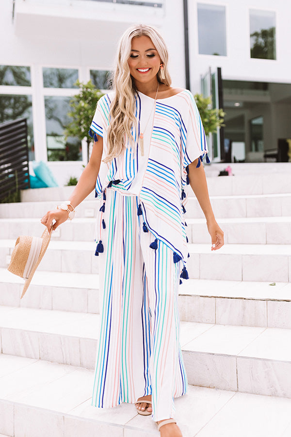 Sunshine State Stripe Tunic