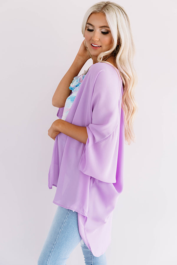 Key West Cutie Overlay in Lavender