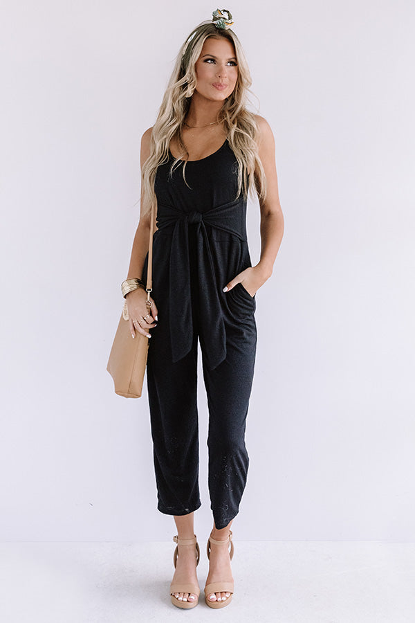 Rooftop Toast Jumpsuit