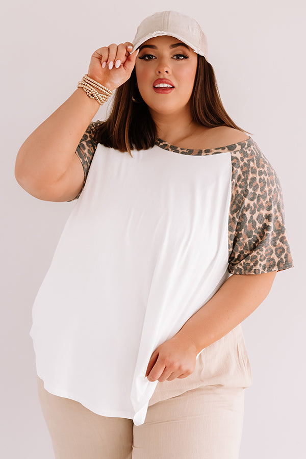 The Chic Spot Tee