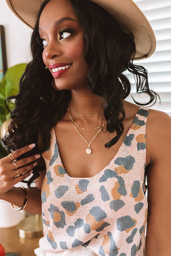 Steal The Show Layered Necklace