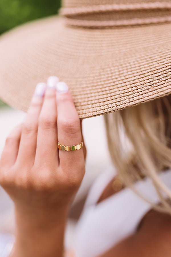 Avalon Cuff Ring