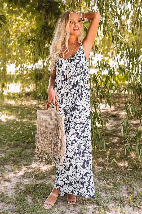 Tropical Tides Maxi