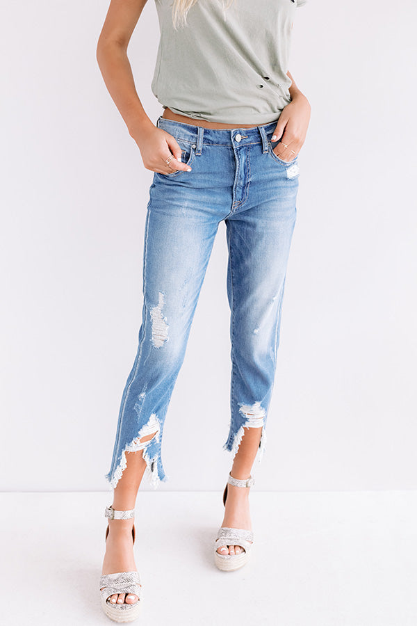 The Margaret High Waist Relaxed Skinny