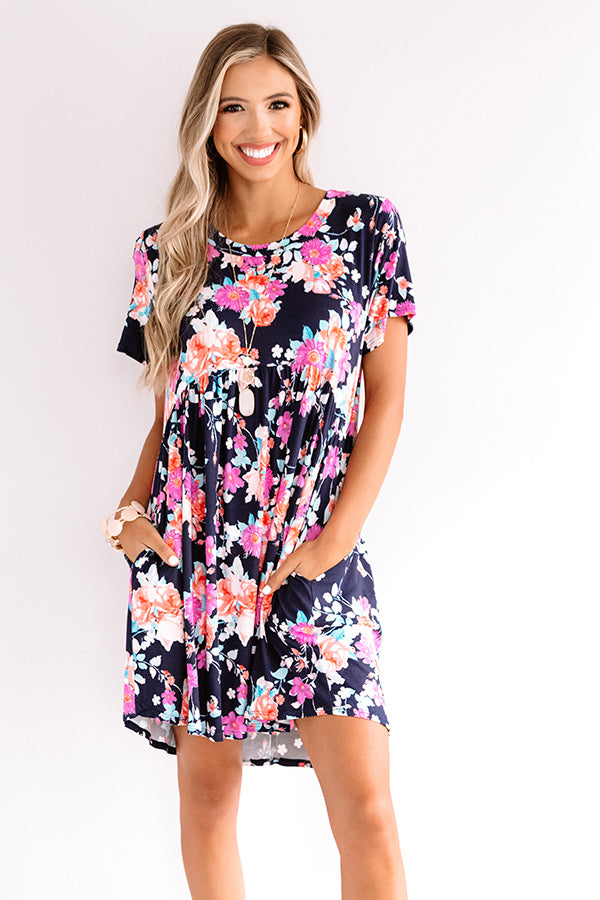 Garden Path Babydoll Dress