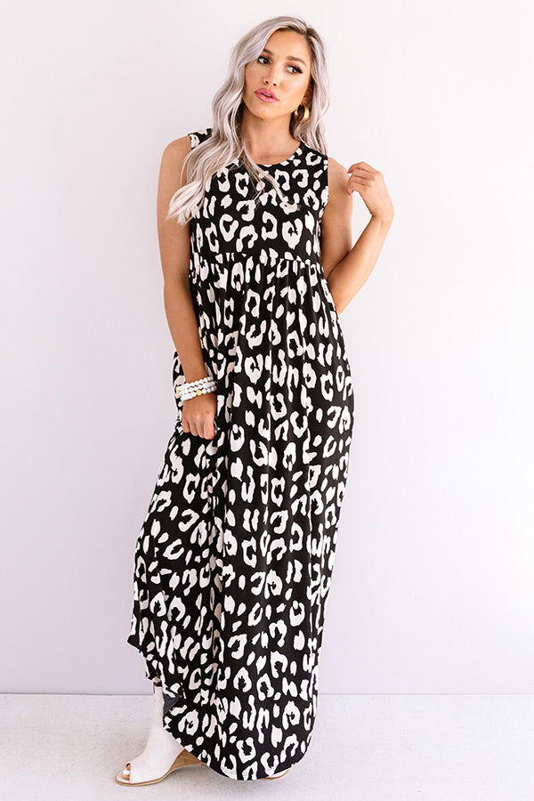 Already Spoken For Leopard Maxi