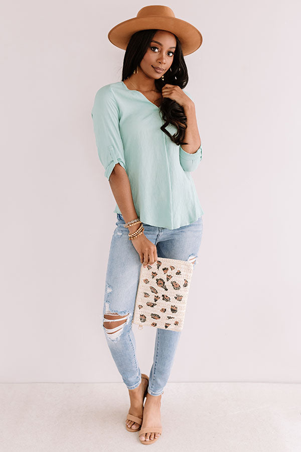 Never Let You Down Top In Mint