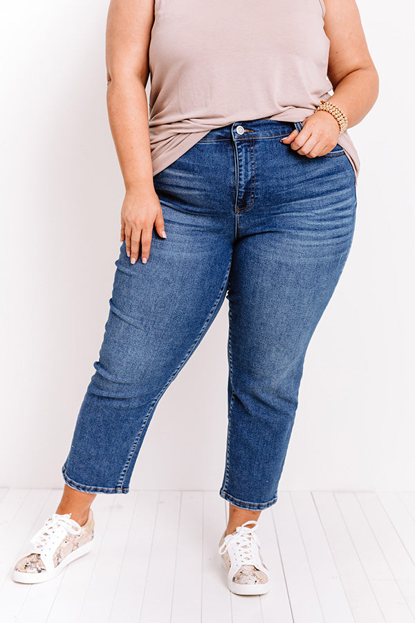 The Lettie High Waist Relaxed Skinny
