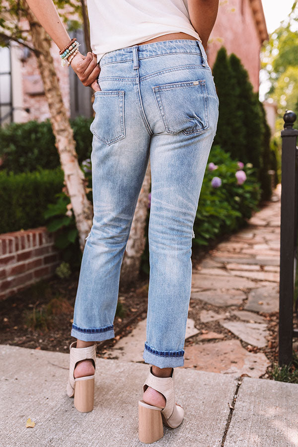 The Christa Midrise Relaxed Jean