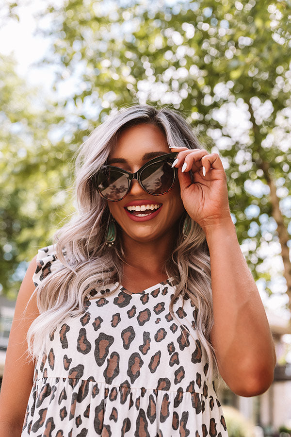 CEO Of Chic Tortoiseshell Ombre Sunnies