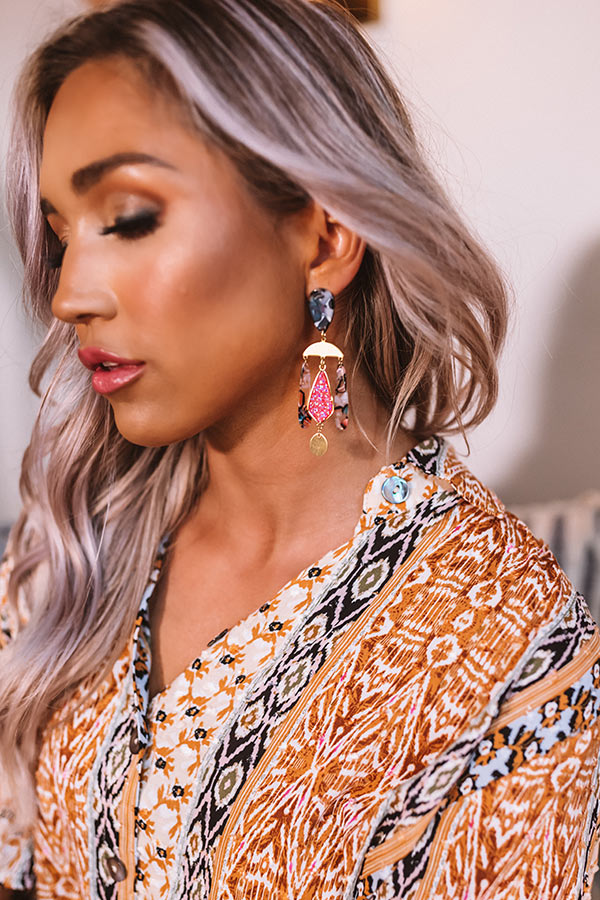 The Sabine Earrings