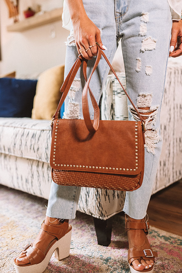 Hello Sonoma Crossbody In Brown