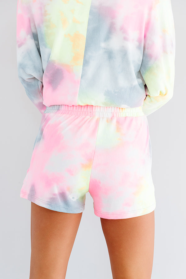 Downtime Tie Dye Shorts