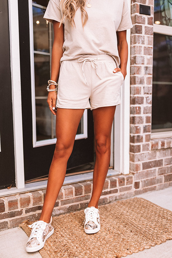 Space To Breathe Shorts