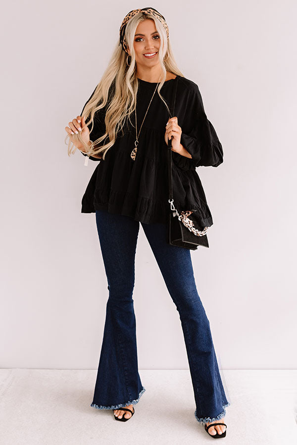 Darling Dear Babydoll Top