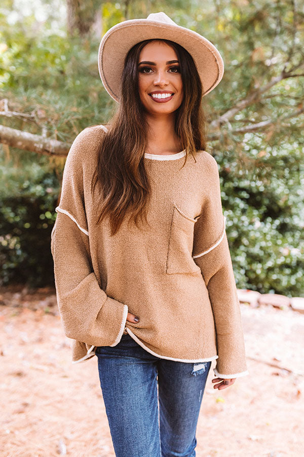 Cabin Fever Knit Sweater