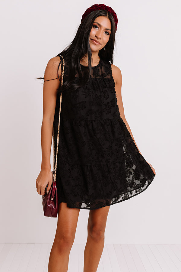Nights On Broadway Shift Dress